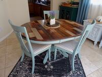 Country Dining Table 2279 mi