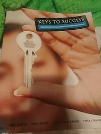 Sixth CanadianEdition Keys to Success book