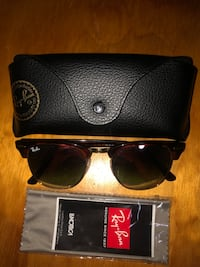 Men's Clubmaster Raybans Mississauga, L5N