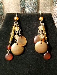 "Vintage Premier Designs ""Freefall"" earrings  Fort Worth, 76182"