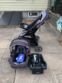 Graco FastAction Sport LX stroller