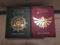 The Zelda books