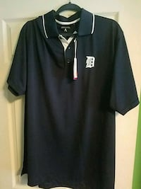 Antigua detroit tigers polo 371 mi
