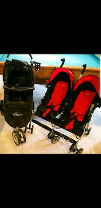 Single Stroller & Double Strollers Mount Airy, 21771