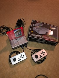 Retron game console and 500 in 1 game