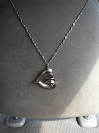 Heart necklace  Paxtang, 17104