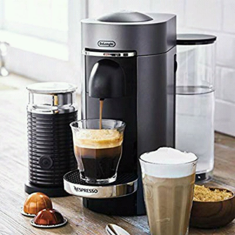 Brand New Nespresso Deluxe Coffee Espresso Bundle!