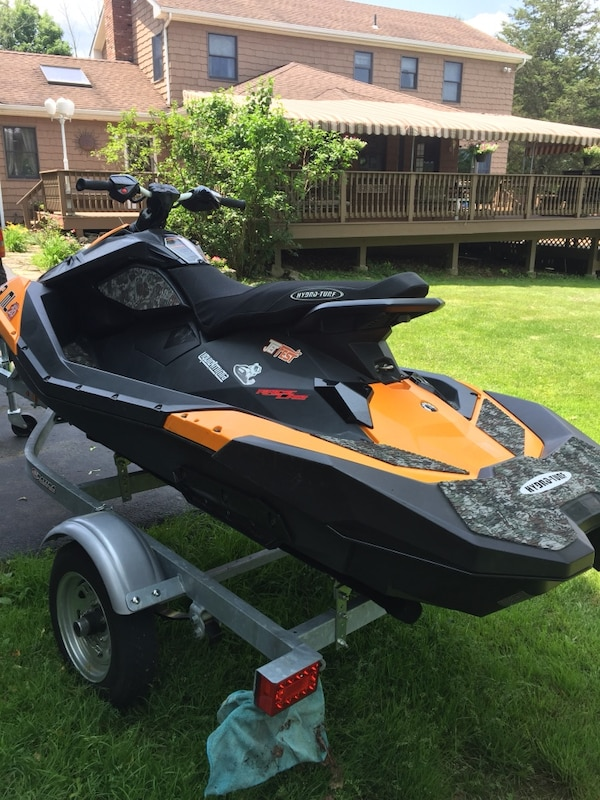 2014 SeaDoo Spark 3up