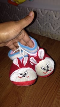 Toddler's red-brown-and-red socks Halifax, B3M
