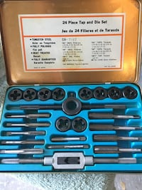 TAP AND DIE SET Mississauga, L5W