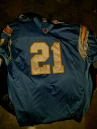 Blue and Yellow Authentic NFL jersey Temple Hills, 20748