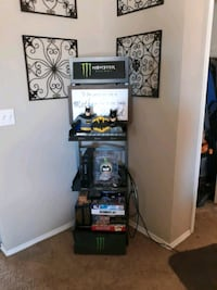 Gas station monster display shelf not whats on it only the shelf  Edmond, 73012