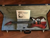 Metallica master of puppets guitar only 400 made  Gettysburg, 17325