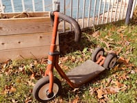 Vintage scooter Springfield, 22152