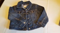 2t baby girl clothes  jeans jacket