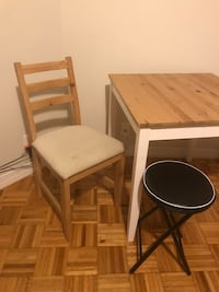 Ikea table and chairs  Somerville, 02143