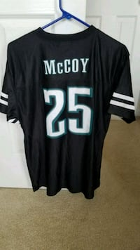 Eagles Lesean McCoy jersey  43 km