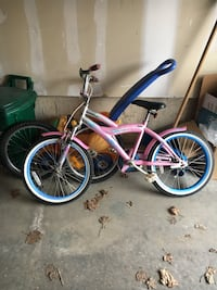 Girls Bike (comes with extra tires and rims) Kitchener, N2A 1X5