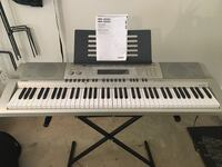 gray and white electronic keyboard Vienna, 22181