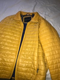 Yellow Tommy Hilfiger jacket Edmonton, T6X 0P4