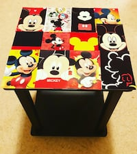 Mickey end table  77 km