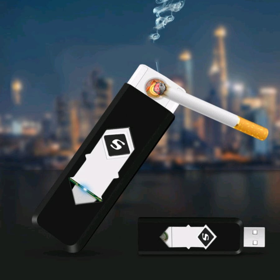 BRAND NEW!! USB charging electric lighter.