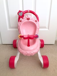 Fisher Price walker- barely used Mississauga, L5M 0C5