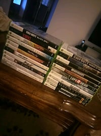 XBOX 360 Game Bundle - 22 Games Toronto, M3N 1T8