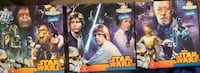 Star Wars panorama puzzle - 3 set only $10!!