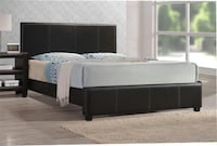 Brand new queen size platform bed and mattress Silver Spring, 20902