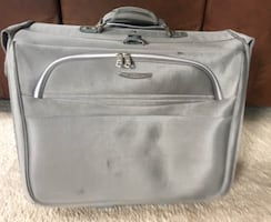 Delsey Garment Luggage, Lots of Compartments