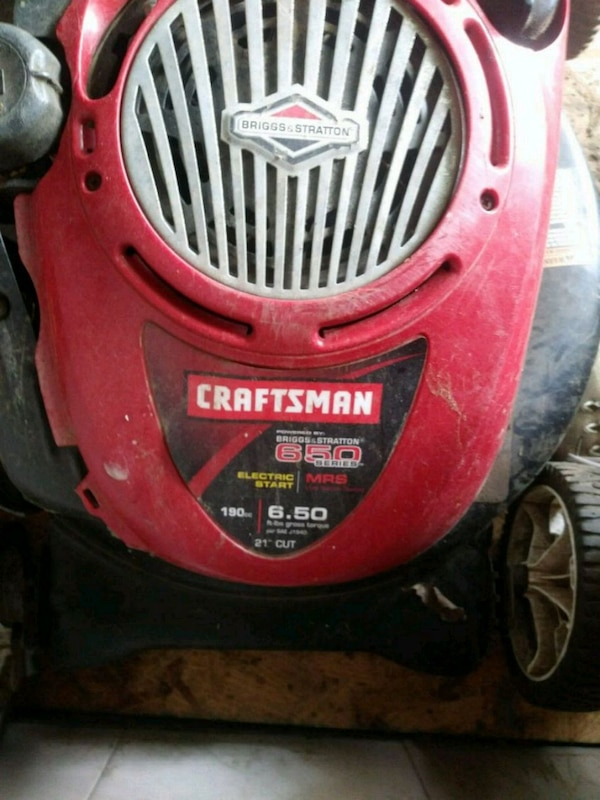 190cc Lawn mower self propelled