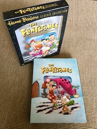 Classic Collection 4 DVD MOVIES / 24 episodes of the Flinstones Great Fun !!! Alexandria, 22311