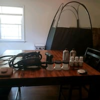 MaxiMist Lite Spray Tanning Kit comes with tent  Jacksonville, 28546