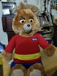 Teddy Ruxpin with 1 tape