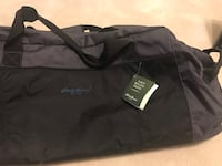 Brand new with tag- Eddie bower duffel bag Fairfax, 22033