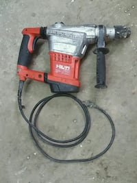 red and black corded power tool Vaughan, L4K 1J1