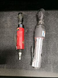 Ingersol rand and Chicago pneumatic air ratchets 3/8 and 5/16  North Vancouver, V7J 1C2