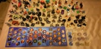 MASSIVE DISNEY INFINITY COLLECTION!!! Near 150 Pieces!!