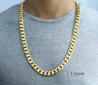 14k Gold filled Chain New York, 11221