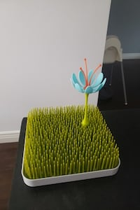 Boon Grass drying rack with add on flower rack accessory Whitby, L1N 8M5