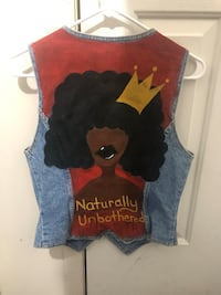 Denim vest  Houston, 77022