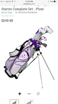 Golf club set Narragansett, 02882