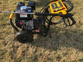 Dewalt Professional Grade 3400 PSI Power Washer