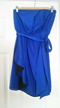 PERFECT BLUE DRESS FOR SALE NEW  Mississauga, L4Y 3M7