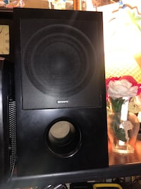 It's a Sony subwoofer speaker West Valley City, 84120