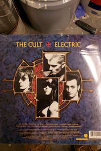 """The Cult """"Electric """" Tuckerton, 08087"""