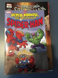 Spider-Ham digest graphic novel