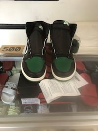 Retro 1 pine size 11 ds brand new with reciept og all