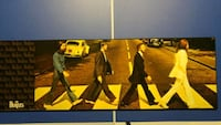 The Beatles abbey road picture for sale